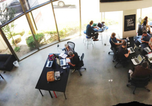Reno Collective Coworking Space (Shareable)