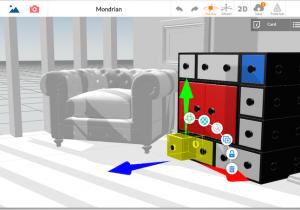Aplicación de diseño RoomBox v.1.1