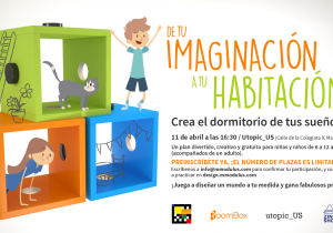 Invitación Hackathon mmodulUS - RoomBox